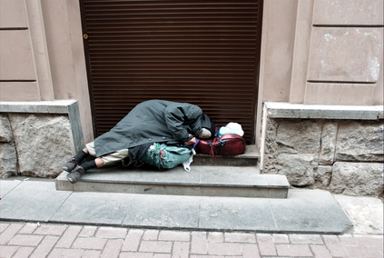 Charitable organizations devoted to helping the homeless are one form of non-profit.