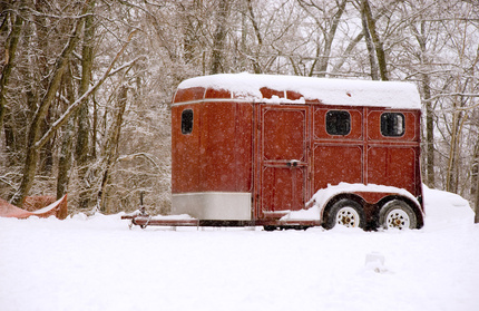 How to Insulate a Horse Trailer