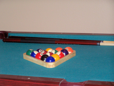 How To Mark Measurements On A Pool Table - How To Mark A 6 Foot Pool Table