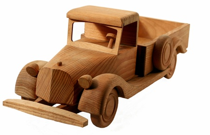 Homemade wooden truck | eHow UK
