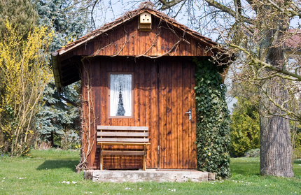 How to Build a House Out of a Wood Storage Shed eHow UK