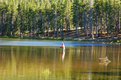 Fishing At Roaring Forks River In Glenwood Springs, CO. Part 68