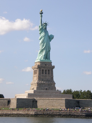 Facts About The Statue Of Liberty Usa Today