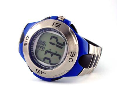 Digital Wristwatch Instructions