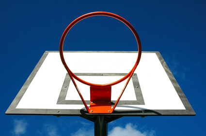 How to make your own basketball hoop in the house ehow uk for How to build a basketball goal