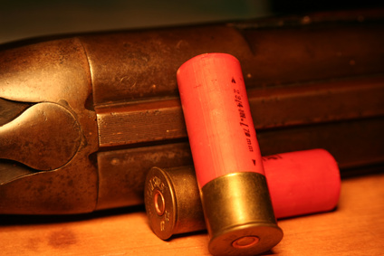 How to Remove the Stock on a Remington Shotgun Model 1100