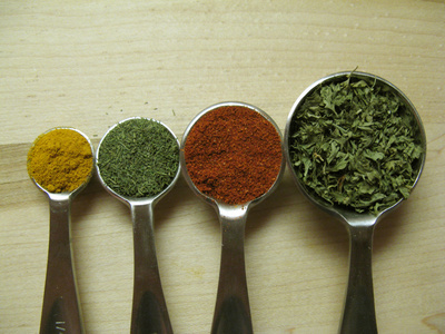 A List Of Herbs & Spices | LIVESTRONG.