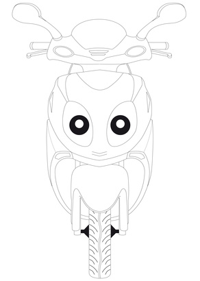 How to Identify a Puch Moped