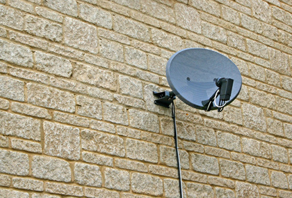 How to Set Up a Satellite Dish