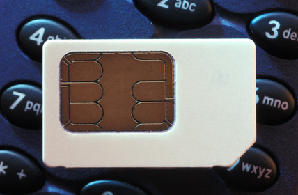 How to Fix a SIM Card