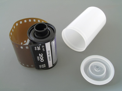 How to Open a Film Canister