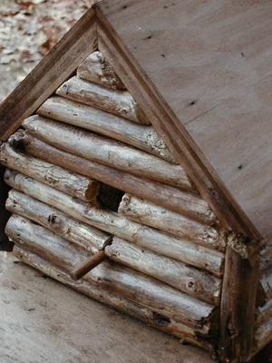 Primitive rustic wood crafts | eHow UK