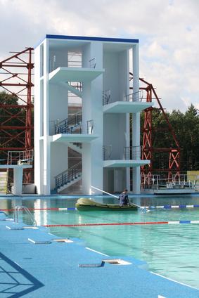 Diving Board Height Regulations Ehow Uk