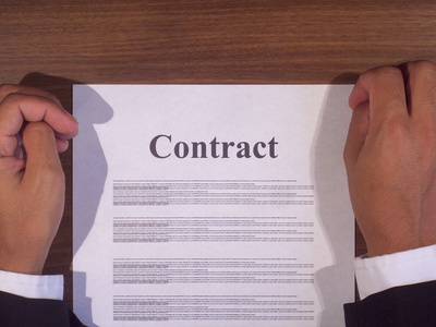 Contract law states that a material breach of contract is an irreparable