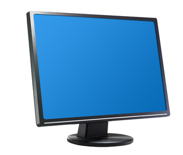 How to Set a Widescreen Monitor to Fullscreen Resolution
