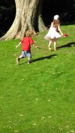 Juegos de gimnasia para el jardín de infantes |
