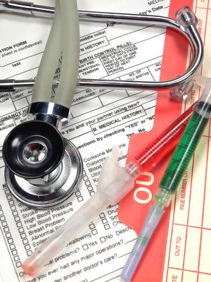 Underwriting In Insurance. Health Insurance Underwriting
