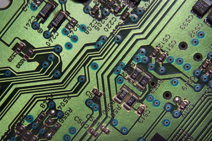 How to Clean a Circuit Board With Baking Soda