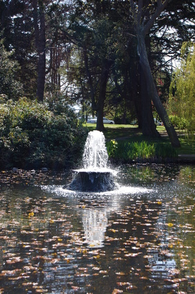 Do it yourself pond fountain plans ehow uk for Do it yourself pond