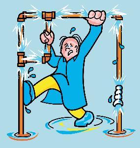 El desag e del fregadero del ba o con fugas en las juntas ehow en espa ol - Reparar filtraciones de agua ...