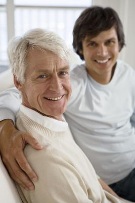 difficult relationship with elderly parents