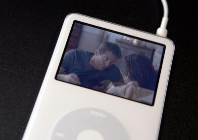 how to upload an mp4 to ipod it still works