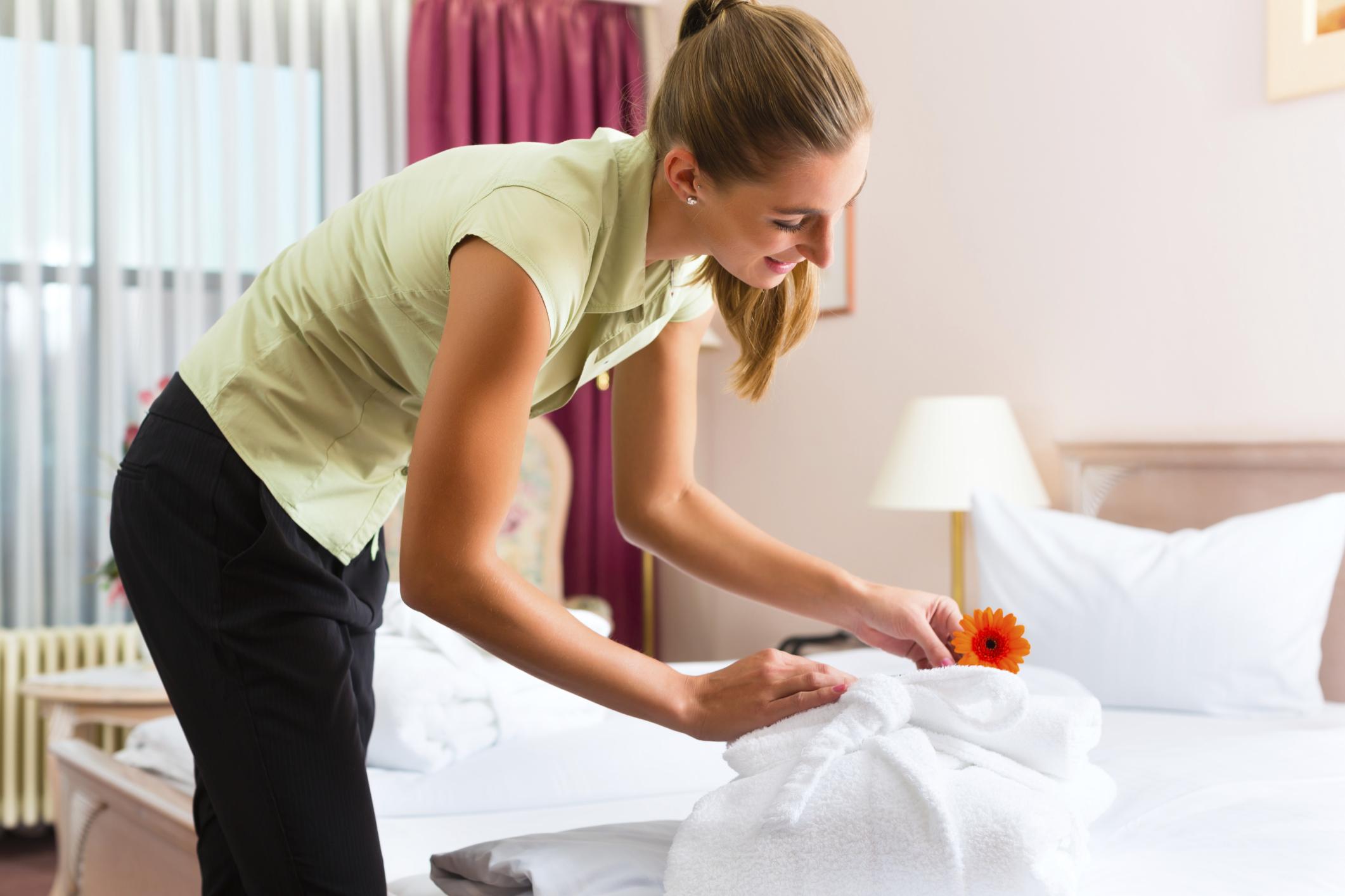 head housekeeper u0026 39 s checklist