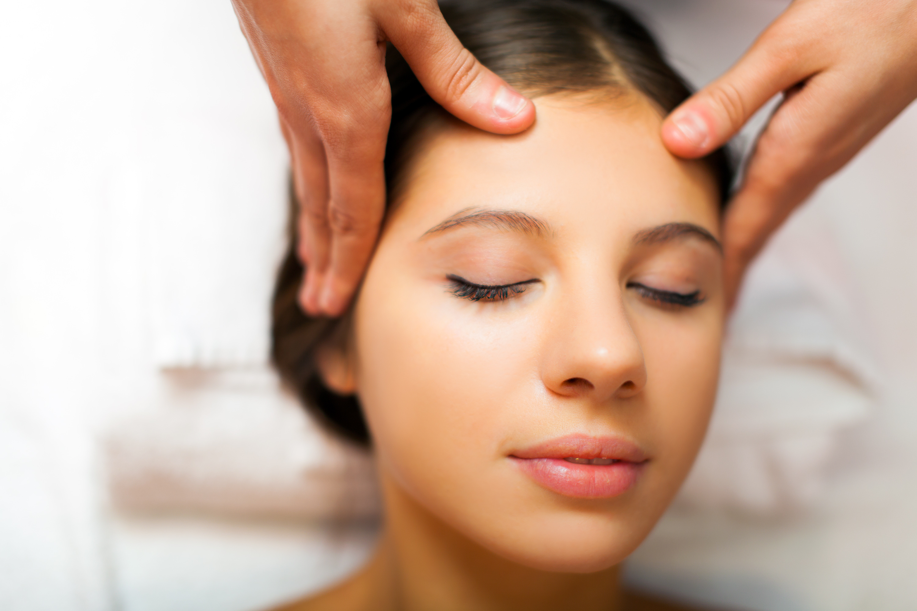 Acupressure Treatment For Eye Twitches Livestrong