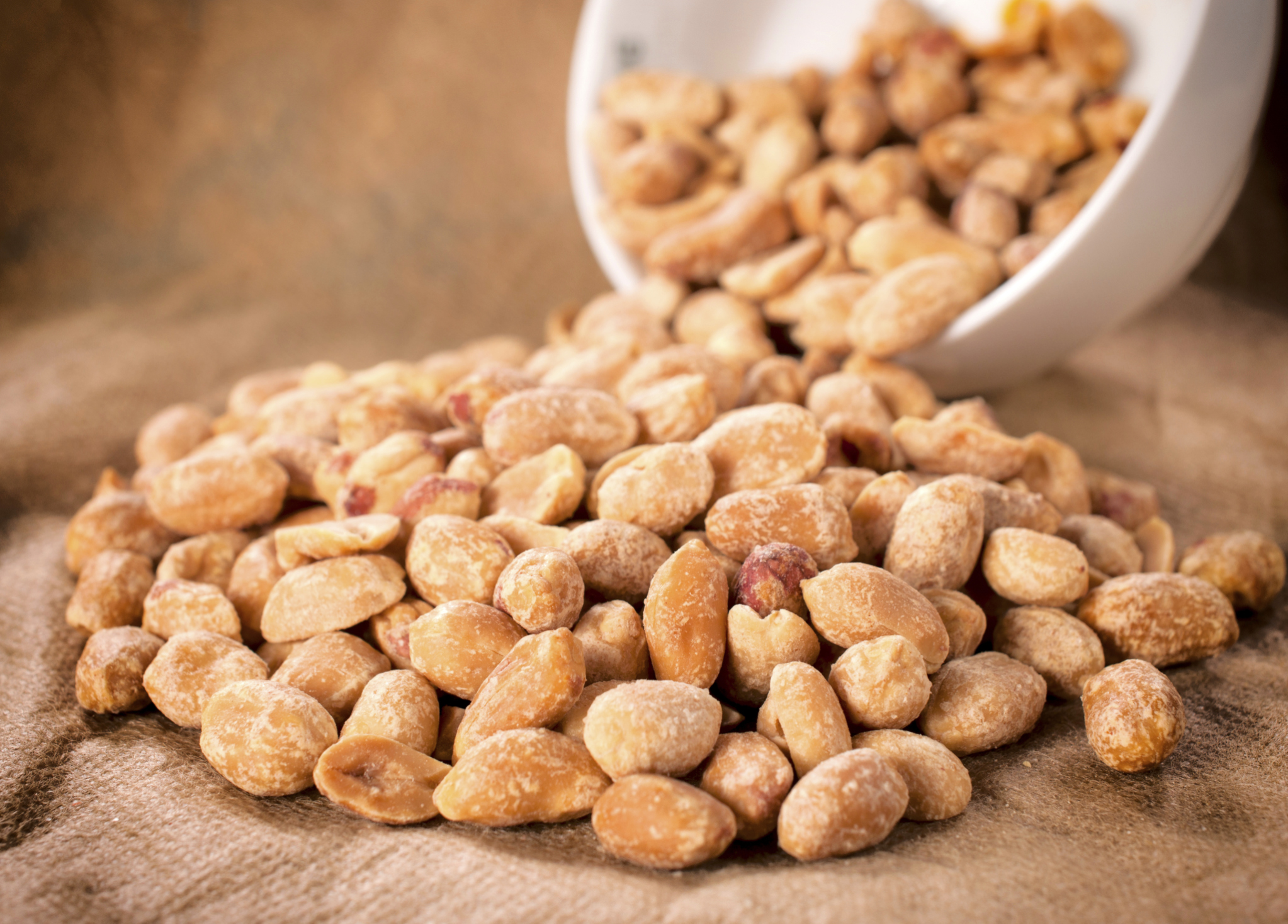 Watch 3 Ways to Dry Peanuts video