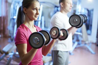 how to get strong fast without weights