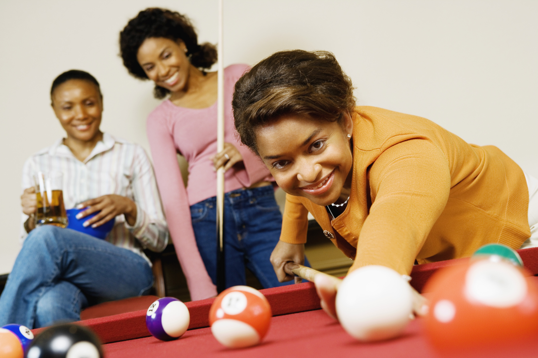 How to Play One Player Pool | Our Pastimes
