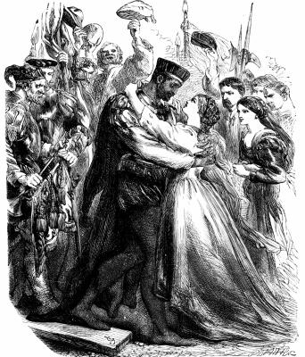 marriage in othello Marriage in othello and macbeth by tom wolfe othello and macbeth are both characters who make a tenuous effort at determining their own fortune.