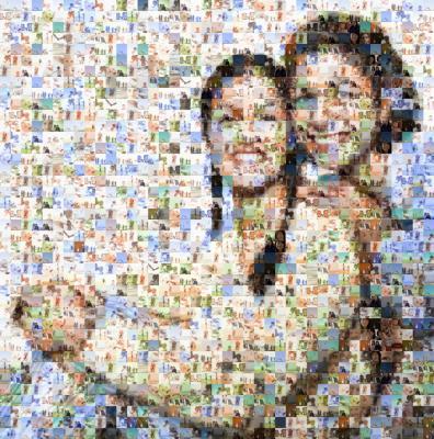 C mo hacer un collage de amigos en facebook ehow en espa ol - Como hacer un collage de fotos a mano ...