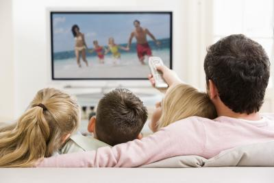 positive effects of television on young Excessive and unsupervised television viewing can have negative effects negative effects of television a positive correlation between television and.