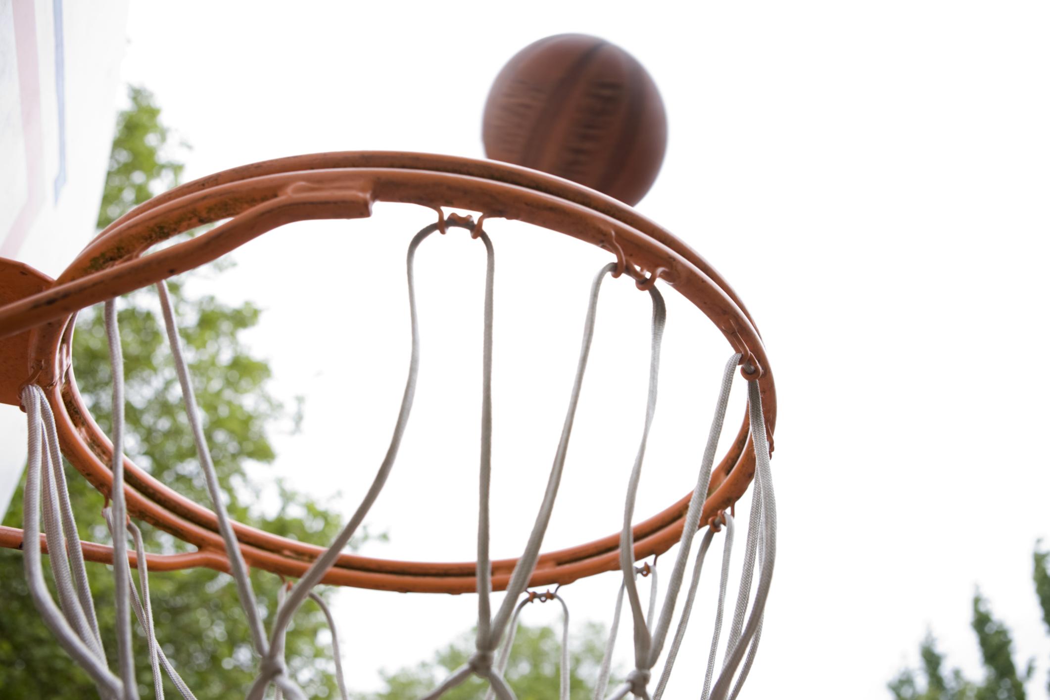 Basketball Rim Measurements Bola Basket Size 7