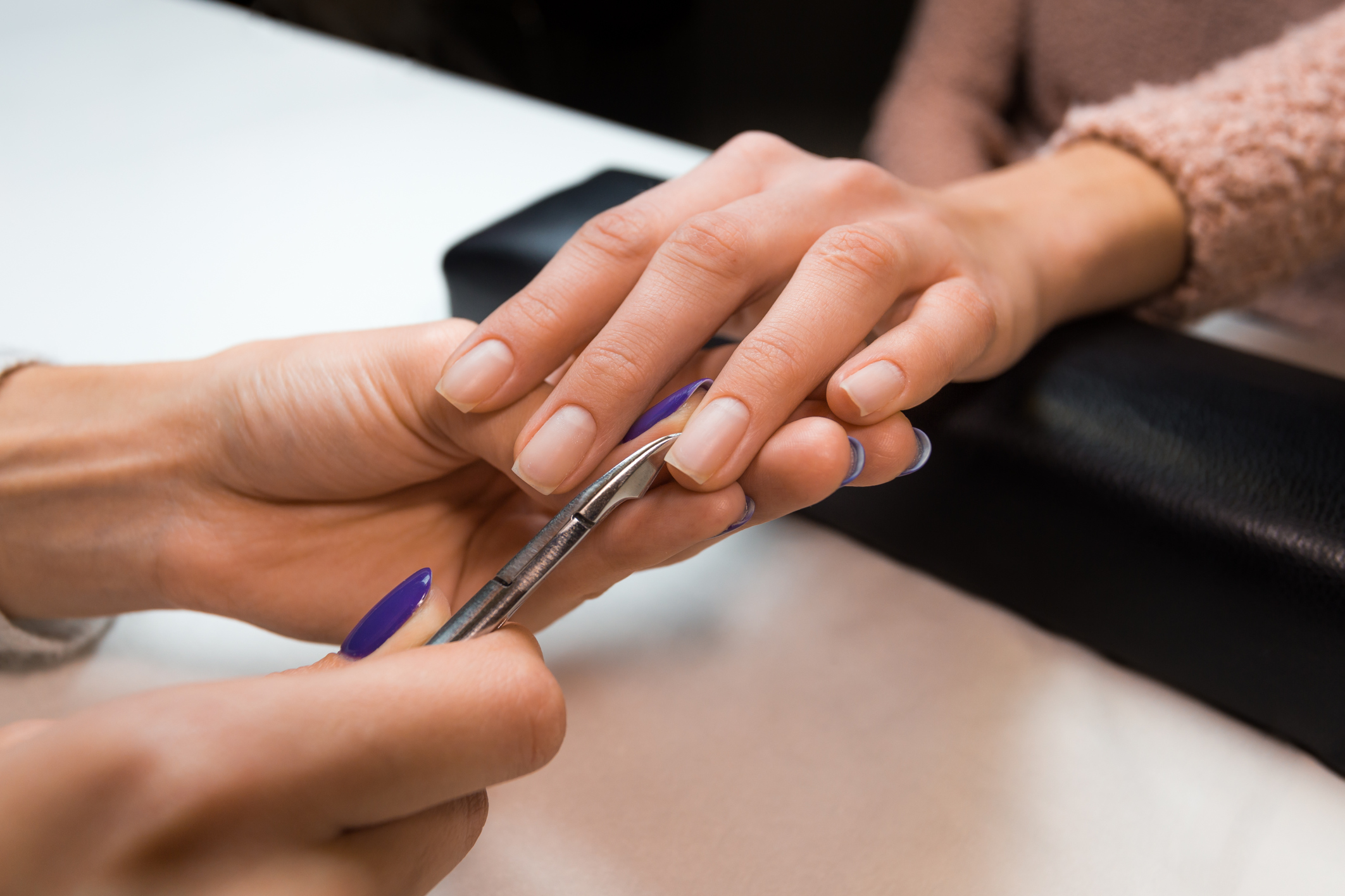Treatments for Ragged Cuticles | LIVESTRONG.COM