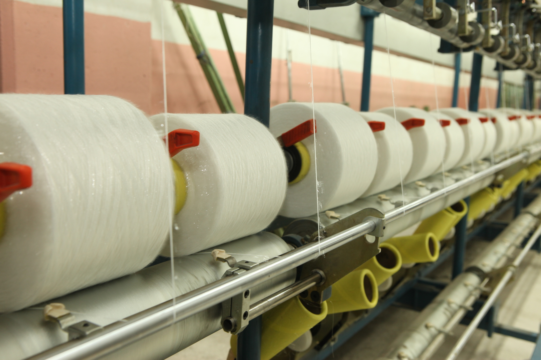 Types of Machines Used in Textile Industries
