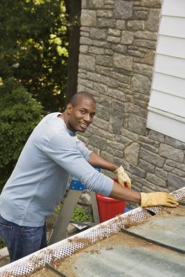 How To Clean An Asphalt Roof Home Guides Sf Gate