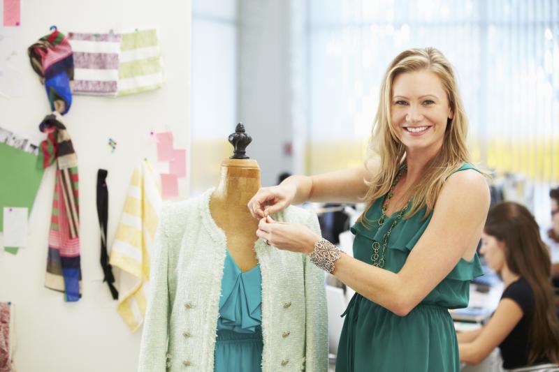 Differences Between Fashion Designing Fashion Merchandising Work Chron Com