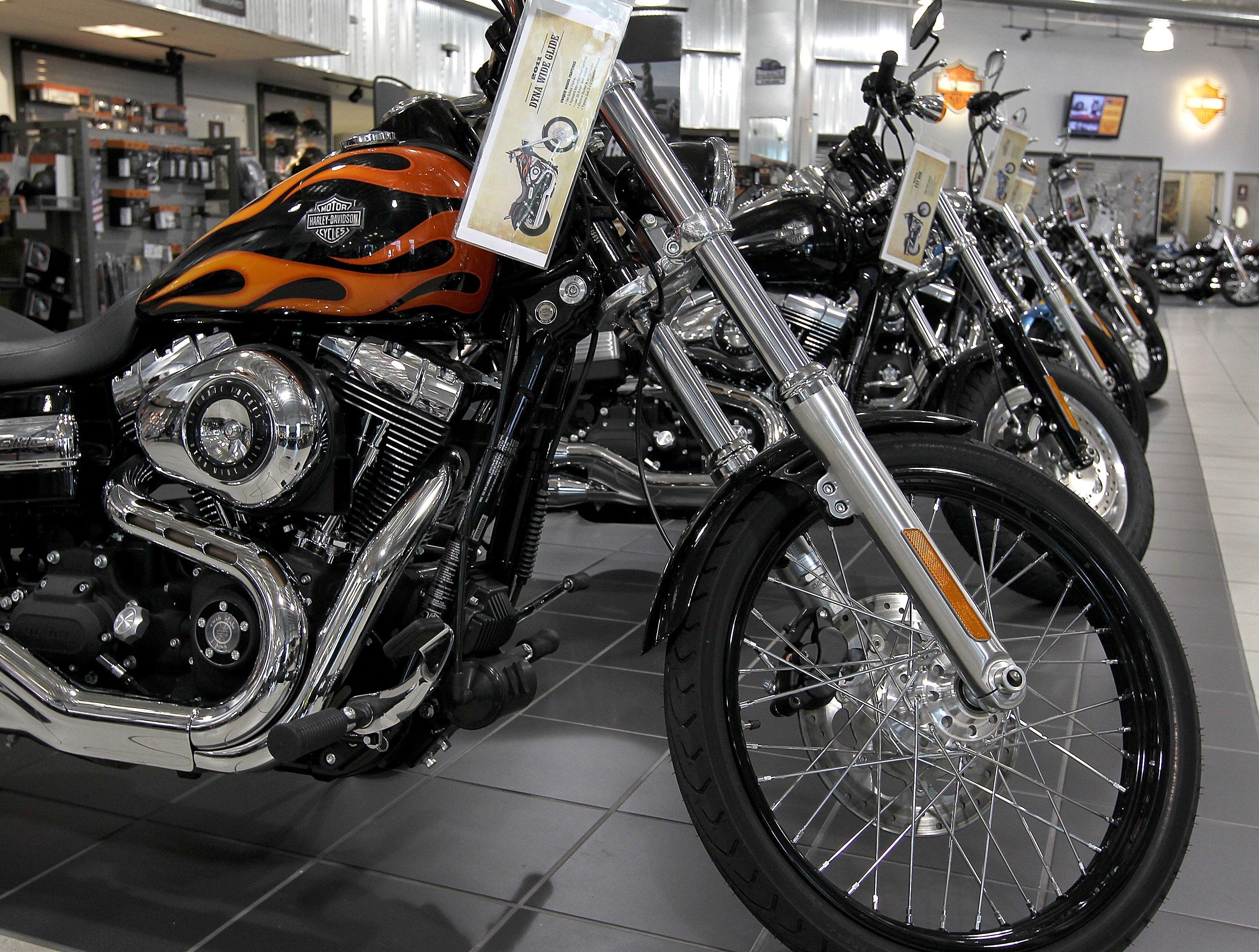 How to Find Out What Year a Harley Davidson Motor Is? | Our Pastimes