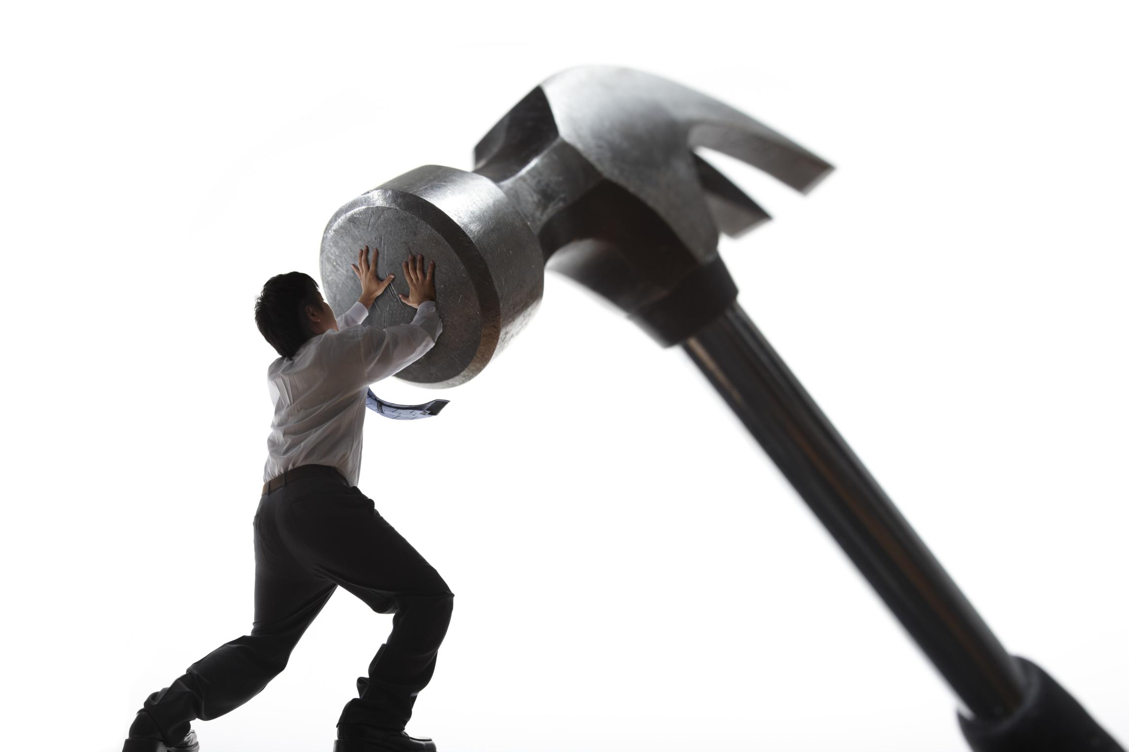Características de un martillo de clavos |