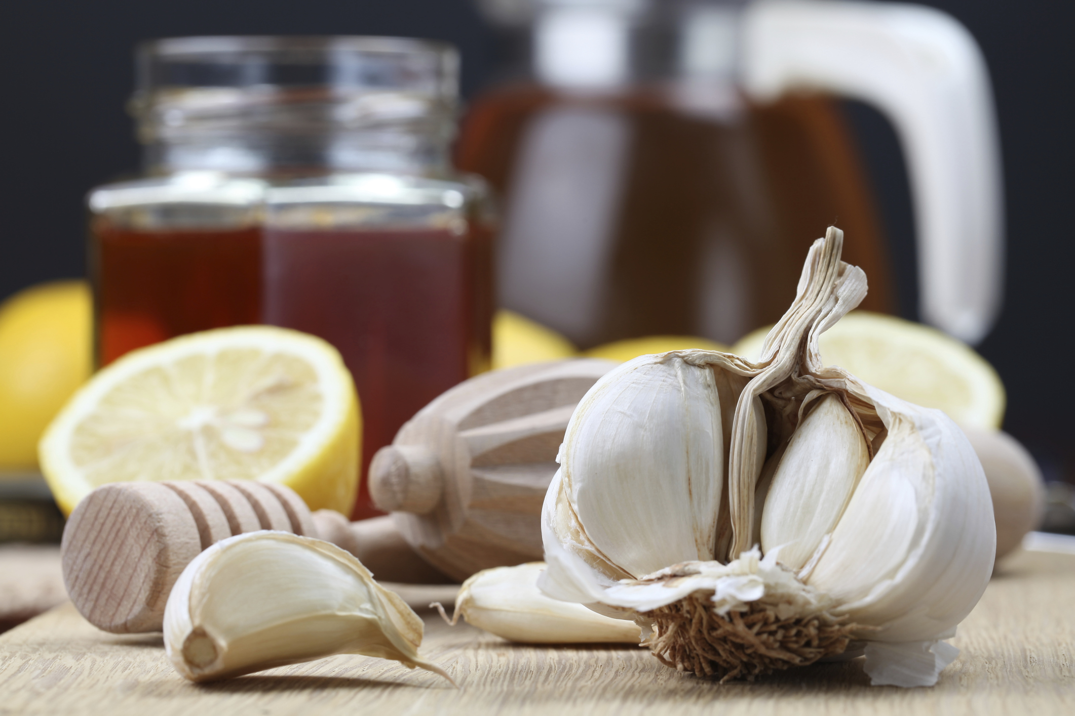 Garlic Tea Benefits and Side Effects pictures