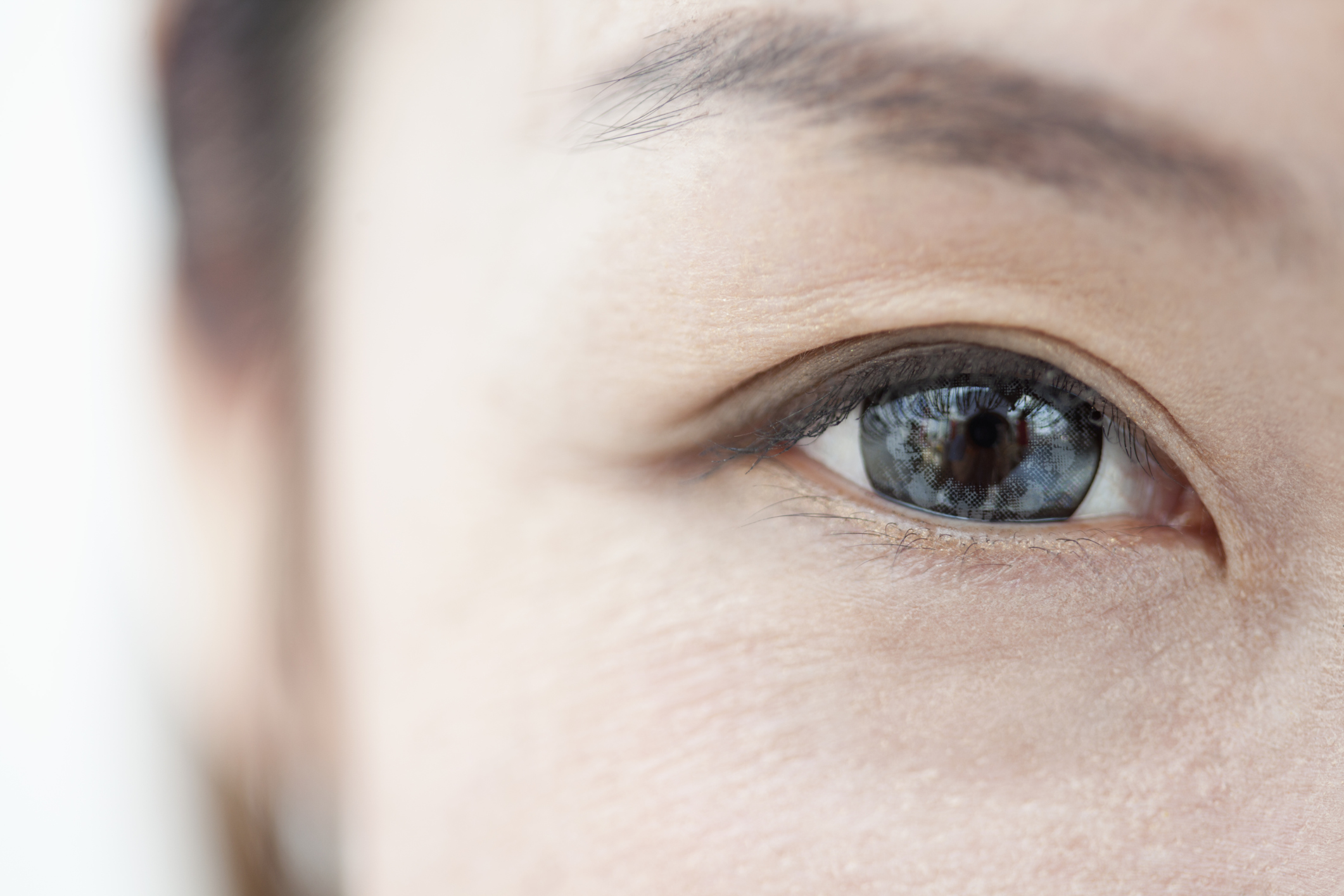 What Causes Edema Above The Eyes Livestrong