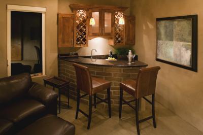 How to cut a bar height chair to counter height home guides sf gate - Minibar per casa ...