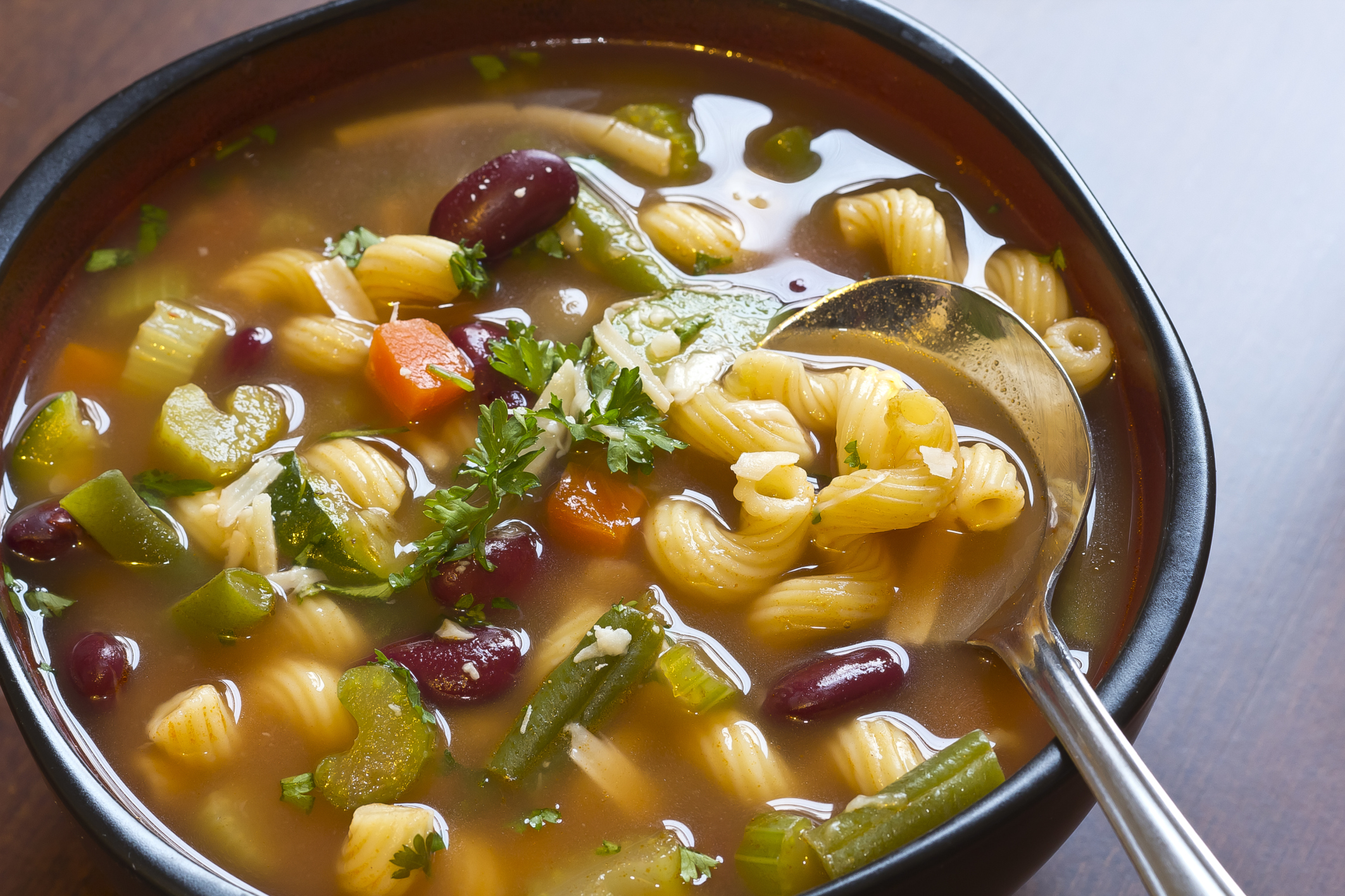 The Minestrone Soup Diet | LIVESTRONG.COM