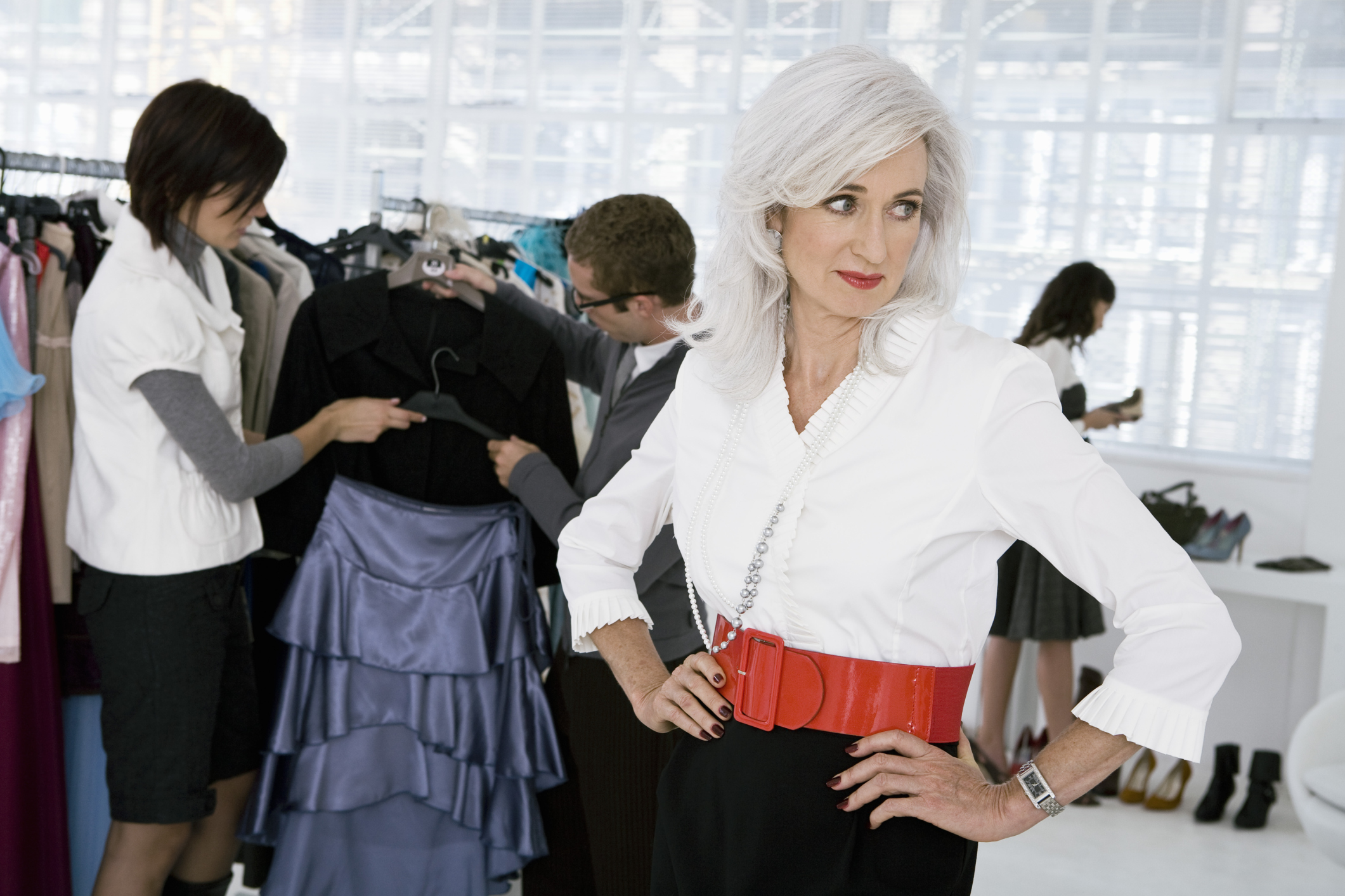 Fashion Consultant Job Description Career Trend