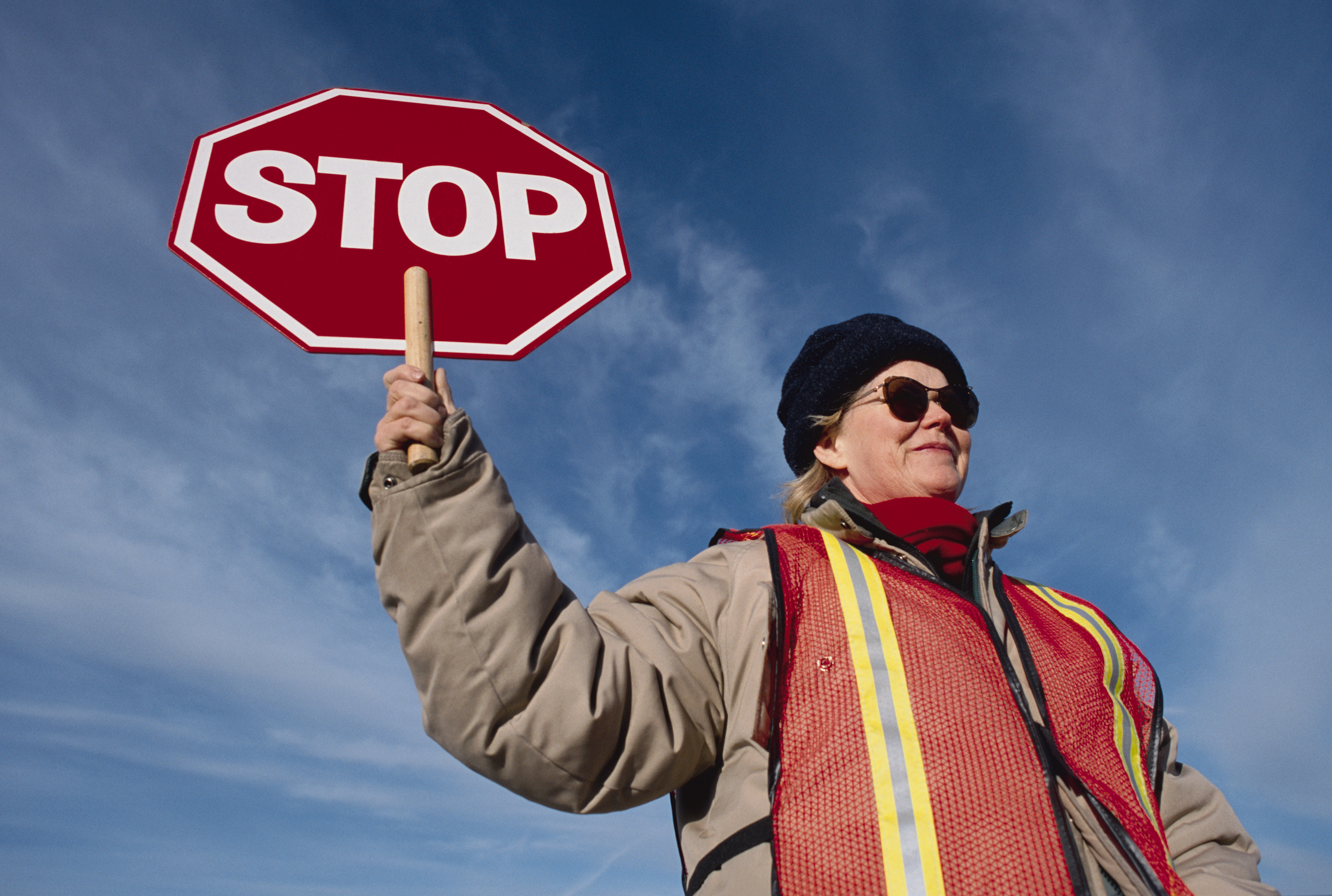 The Average Salary for a School Crossing Guard | Career Trend