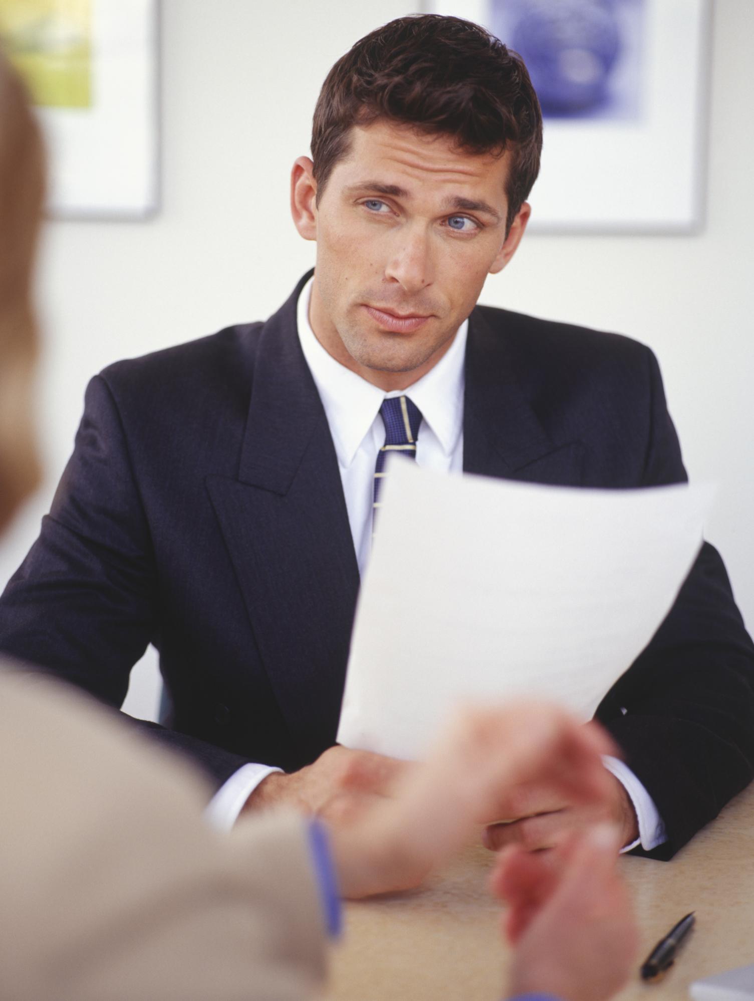 inquiring about a job