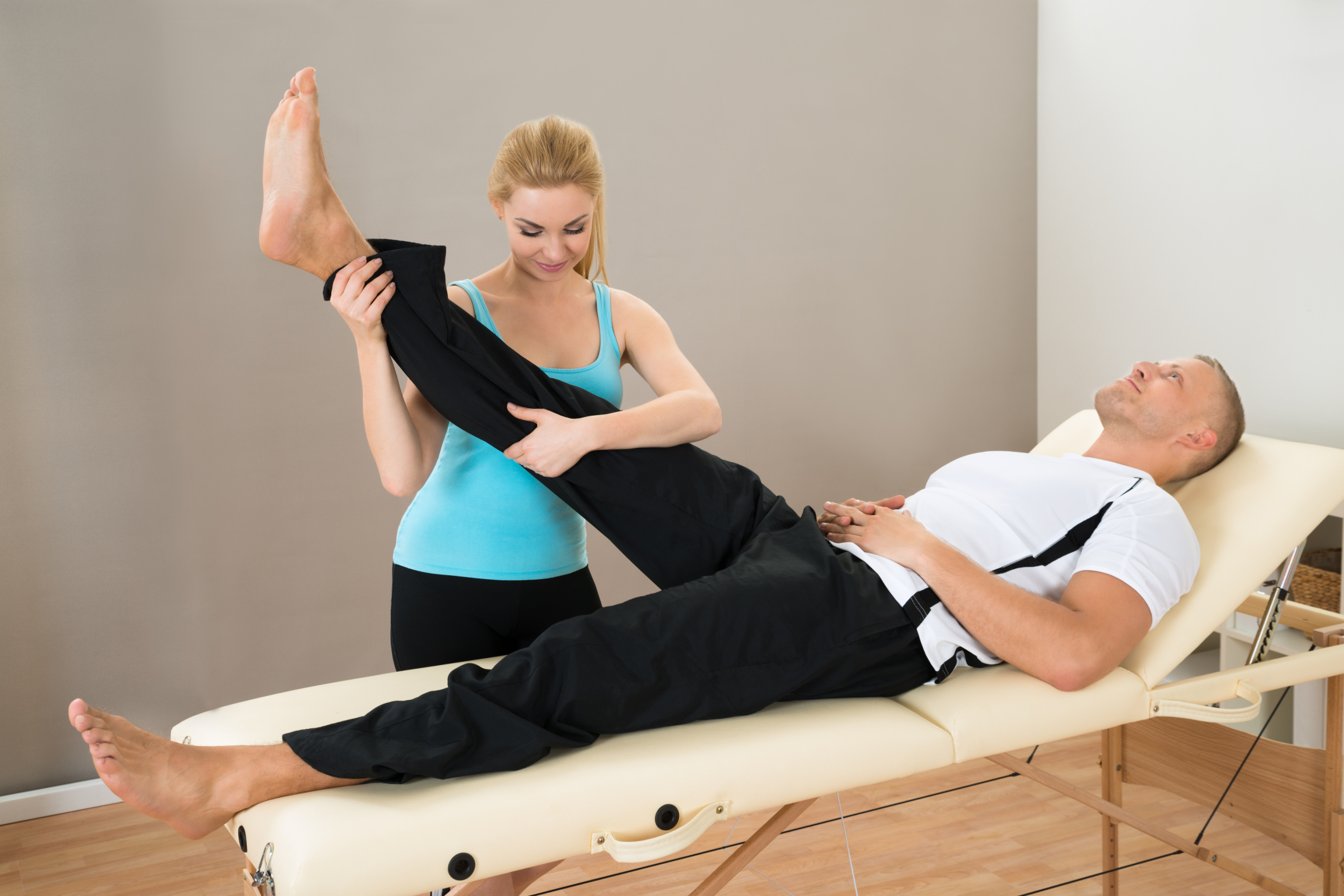Physical Therapy For Inguinal Ligament Strain Livestrong