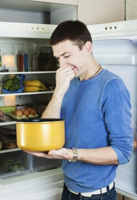 How To Get Rotten Food Smell Out Of Fridge
